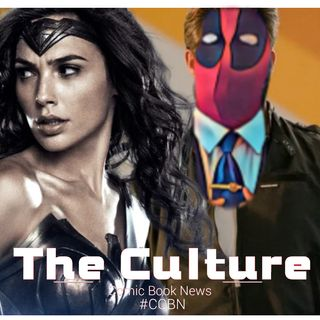 The Culture Issue No. 15: Wonder Woman Don't Need No Man