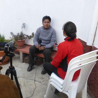 Entrevista Preforo Emanuel Quisbert UMSS