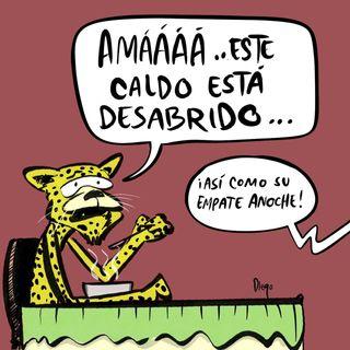 Corazón Leopardo - 25º episodio - Empate desabrido!