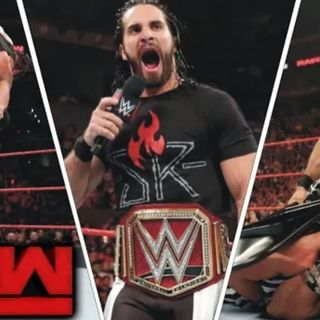 WWE Raw Review: Seth Goes Chair Crazy, Roman Gets Some Payback & Cesaro Gets New Life