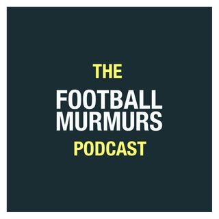 The Football Murmurs Podcast:Fantasy Football Draft Round 1