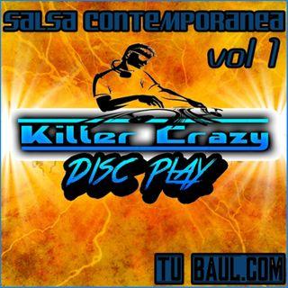 killer crazy salsa contemporania vol 1
