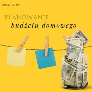 #5 Planowanie budżetu domowego