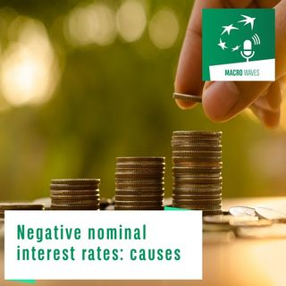 #01 – Negative nominal interest rates: causes