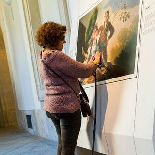 Museo Incluyente para débiles visuales y sordos