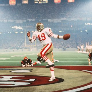 TGT Presents On This Day: January 24,1982 The Cinderella Super Bowl as the 49ers beat the Cincinnati Bengals