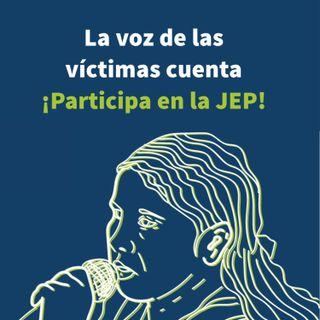 ¡Conoce cómo participar en la JEP!