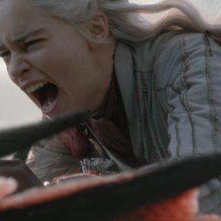 'Is og Ild': Var det Cerseis comeback og dragedronningens død?