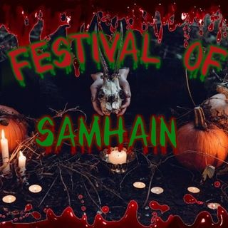 Festival of Samhain: 61 Days of Halloween Week 3