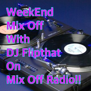 WeekEnd Mix Off 10/11/19 (Live DJ Mix)