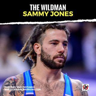 5PM37: The wildman Sammy Jones
