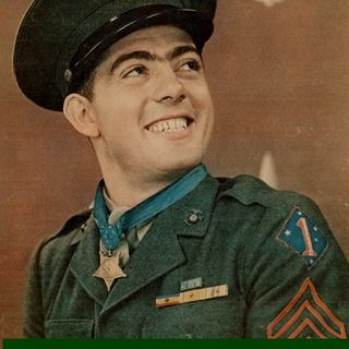 John Basilone; A Marine's Marine