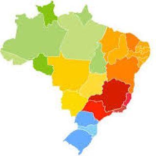 PodGeo - Características Do Território Brasileiro.