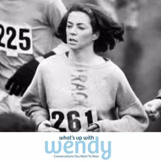 Kathrine Switzer, Boston Marathon Runner