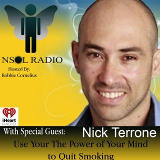 Quit Smoking With Nick Terrone