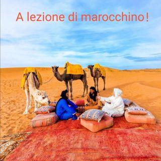 A lezione di marocchino