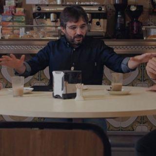 #JordiÉvoleEnLaCafetera