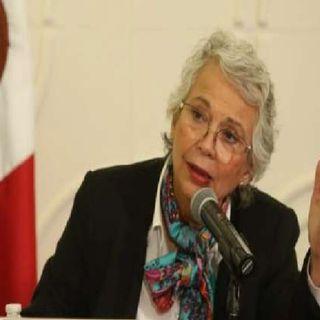 Sánchez Cordero rechaza que 2020 sea el año con más feminicidios