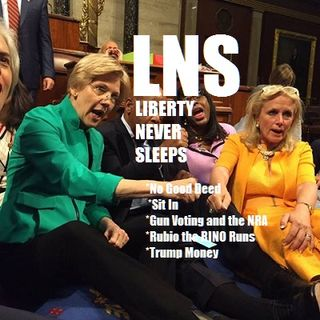 Liberty Never Sleeps 06/23/16 Show