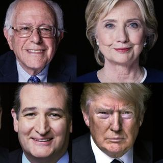 Path Forward for Candidates; Saturation of Trump in Media