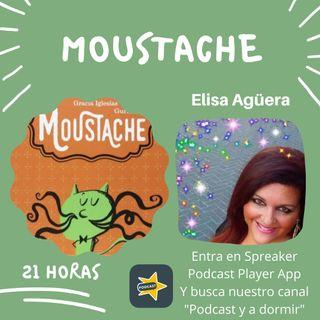 67. Moustache. Elisa Agüera.