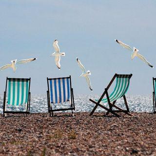 Separati in spiaggia