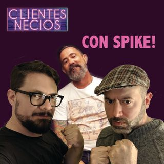 El arte del tatuaje con nuestro invitado Spike