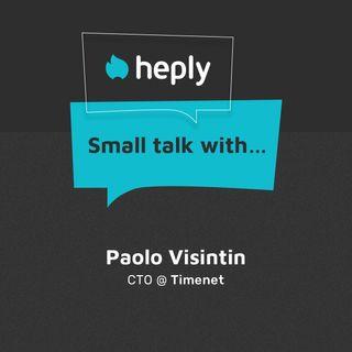 Small Talk With...Paolo Visintin