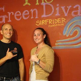 Green Divas Radio Show: Ocean Love Pt. 1