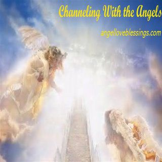 Channeling With the Angels - Archangel Chamuel on How to Increase Peace