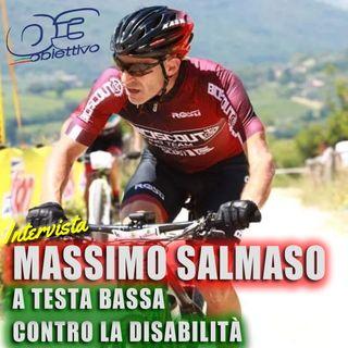 Massimo Salmaso, a testa bassa contro la disabilità