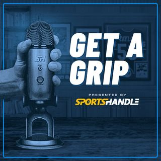 2. 'Get a Grip': The NFL got Sportbooks, Arizona adds betting & lightning round w/ Dave