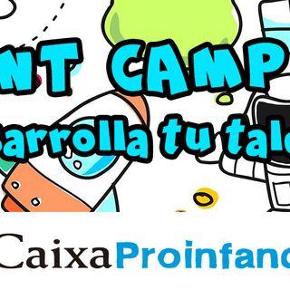 Radio Proinfancia en directo - TALENT CAMP 2020