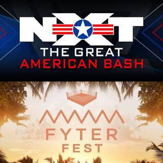 GREAT AMERICAN BASH & FYTER FEST RESULTS NIGHT 1!