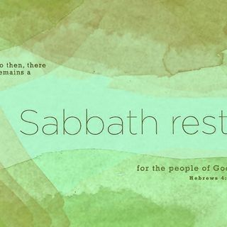 Sabbath III - Breaking the Sabbath Angers The Father | Ezekiel 20