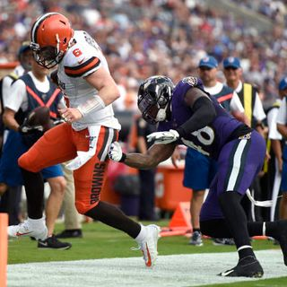 Why The Cleveland Browns Will Reign King Of The AFC North