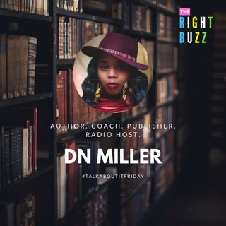 Live Radio Interview with Author DN Miller