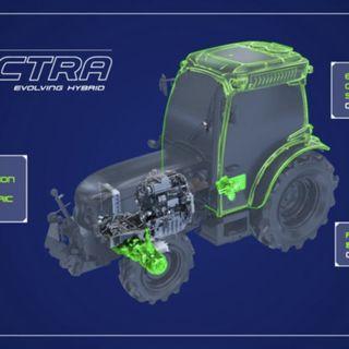 Ascolta la news: Il premio Eima International Novità Tecnica al Landini REX4 Electra – Evolving Hybrid