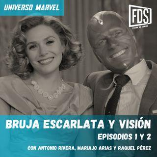 Bruja Escarlata y Visión - Episodios 1 y 2