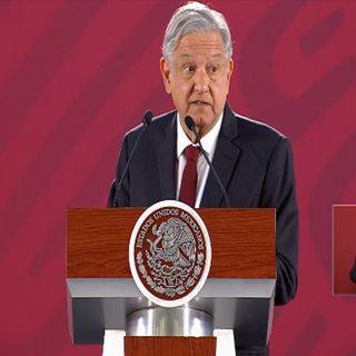No hay partido político predilecto: AMLO