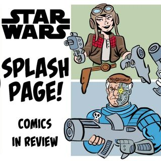 Star Wars Splash Page #156 -- These Things Take Time