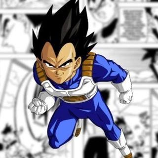 Dragon ball super manga 50
