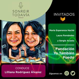 ST04 • El arte cura con María Esperanza Haché, Laura Fernandez y Sergio Acosta