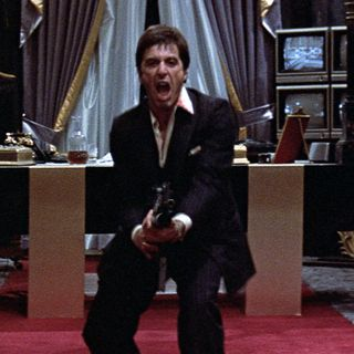 Scarface: Say Hello to My Little Friend!