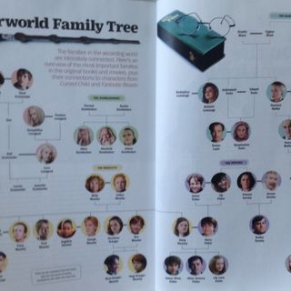 Potterworld Family Tree