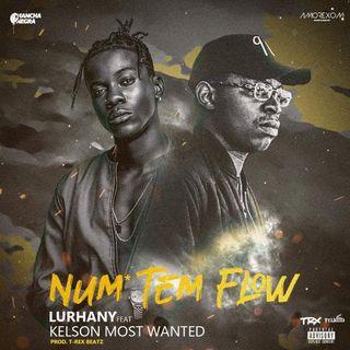 Lurhany Feat. Kelson Most Wanted - Num Tem Flow (Rap)