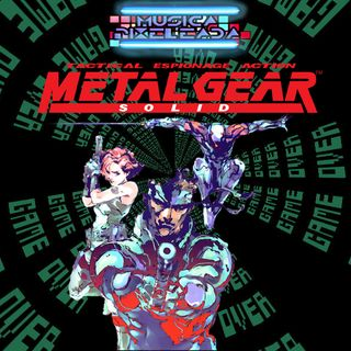 Metal Gear Solid (PS)