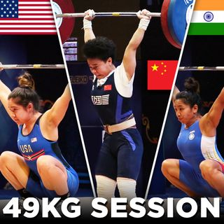 Tokyo Weightlifting W49 REPORT