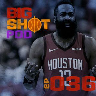 #036 - Big Shot Pod de Inverno