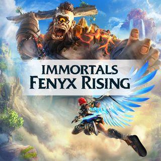 Topal Games Especiales: Immortals Fenyx Rising - Quini 2.0 (Sin Spoilers)
